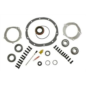 Yk F9 hda Yukon Gear Axle Differential Installation Kit Rear New For E150 Van