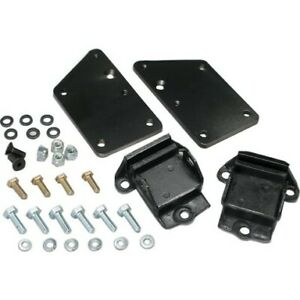 4592 Transdapt Kit Motor Mount Driver Or Passenger Side New For Chevy Olds Coupe