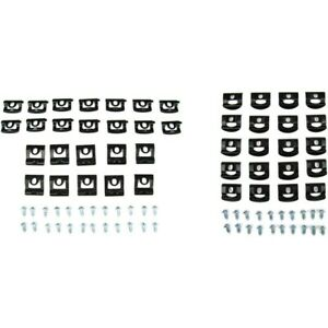 Mck 3440 68 Precision Parts Kit Molding Clip New For Plymouth Satellite Gtx