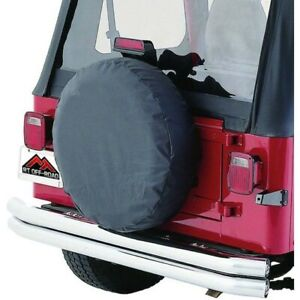 Tc303215 Rt Off Road Spare Tire Cover New For Jeep Wrangler Cj7 Cj5 Willys Cj6