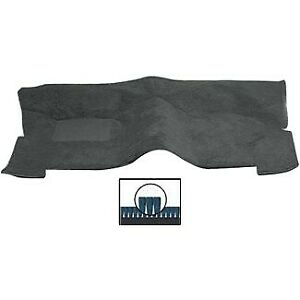 F23 0221807 Newark Auto Products Carpet Kit Front New For Pickup Datsun 720 620