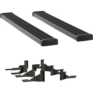 415102 400939 Luverne Set Of 2 Running Boards New For Ram Truck Dodge 1500 Pair