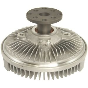 15 4911 Ac Delco Fan Clutch Radiator Cooling New For Chevy Suburban Express Van
