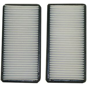 Cf1123f Ac Delco Cabin Air Filters Set Of 2 New For Chevy Olds Trailblazer Pair