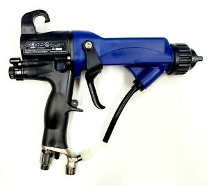 Graco Pro Xp85 Electrostatic Air Spray Gun Excellent Condition
