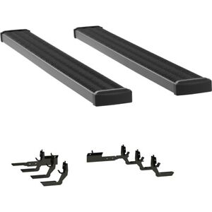 415078 400938 Luverne Set Of 2 Running Boards New For Ram Truck Dodge 1500 Pair