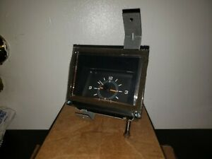 1979 Chevrolet Caprice Dash Clock