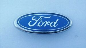 Ford Blue Oval Emblem 3 1 2 Inch Ranger Escape Fusion Taurus Mustang Edge