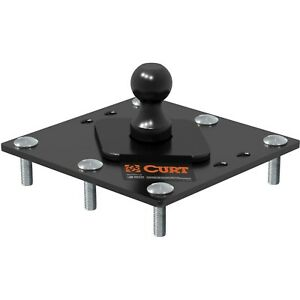 61100 Curt Gooseneck Hitch New For Chevy Ram Truck F150 Ford F 150 Chevrolet