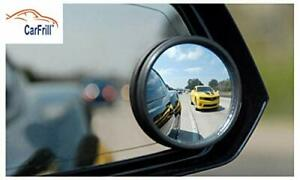 Blind Spot Mirror For Cars Suv Trucks Motorcycle Side View Convex Wide