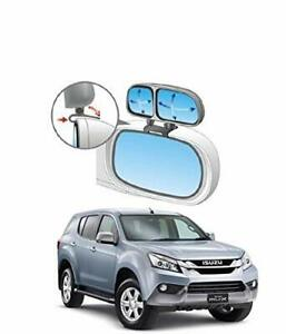 Vehicle Car Blind Spot Mirrors Angle Rear Side View Black 2 piece Brand New