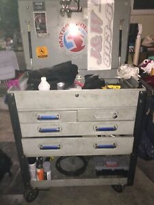 Matco Rolling Toolbox
