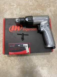 Ingersoll Rand Ir 7802a 3 8 Heavy Duty Air Drill 2000 Rpm Ir7802a Brand New