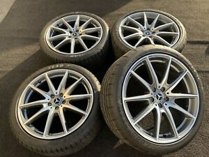 Mercedes S550 S560 Wheels Tires Rims Oem Factory 20 Inch Amg S63 S65 New