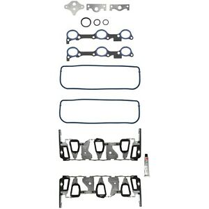Ms98004t Felpro Set Intake Manifold Gaskets New For Chevy Olds Cutl