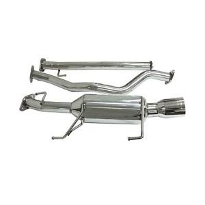 Dc Sports Cat back Exhaust System Scs7042