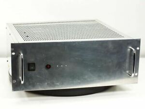 Power One 53514g Supply In Custom Enclosure With 53516 53624e 53626 C2 a29