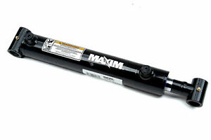 Maxim Wt Welded Cylinder 5 Bore 10 Stroke 2 50 Rod Dia 3000 Psi 216551