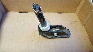 Square Foot Snow Plow Skid Shoe Assembly For Meyer Fisher Snowplow Snowblade