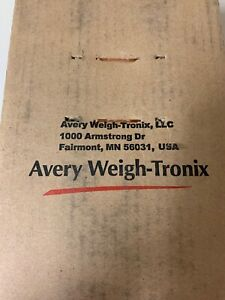 Sealed Avery Weigh tronix 46777 0111 Weigh Bar Wbls 2 5k 5000 Lbs Loaf Limit