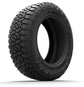 Lt265 70r17 Fury Off Road Country Hunter R T 121q 10ply Load E 80psi Set Of 4