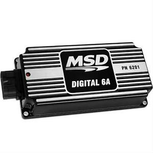 Msd Ignition 62013 Ignition Box Digital 6a Ignition