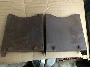 1928 1929 1930 Model A Ford Pickup Truck Dispatch Pockets Orignal Weaver 28 29
