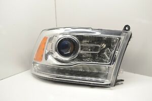 2016 17 18 Dodge Ram 1500 Rh Passenger s Halogen Headlight Proyector Oem Used