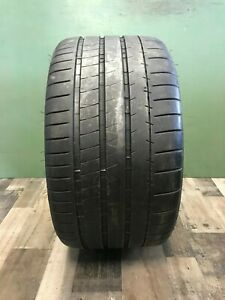 1 Michelin Pilot Super Sport Tire P295 30zr20 101y 8 32 89 Tread