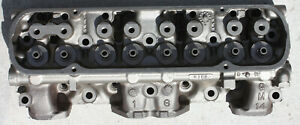 Pontiac Sd455 16 Round Port Cylinder Heads Bare Clean Magnafluxed No Issues