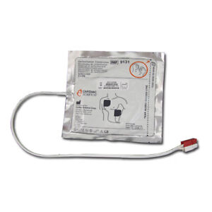 Cardiac Science Powerheart G3 Adult Aed Pads electrodes 9131 001 Training