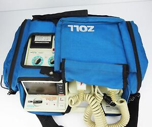 Zoll Pd 2000 Defib Pacemaker Patient Monitor