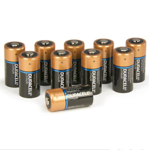 Zoll 8000 0807 01 Batteries 123 Lithium For Zoll Aed Plus Pack Of 10