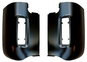 Lower Rear Corner For 72 79 Vw Bus Van Transporter Type 2 T2 Pair