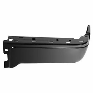 Primered Rear Right Passengers Step Bumper End Face Bar For 2009 2014 Ford F 150