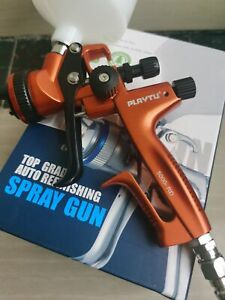 Made In Germany Jet 5000b Professional Gravity Spray Gun Hvlp Car Paint Gun 1 3