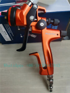 Professional Gravity Spray Gun Hvlp Car Paint Gun Made In Germany For 5000b Jet