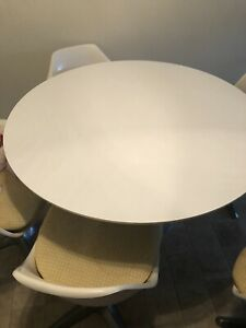 1965 Retro Burke Tulip Table