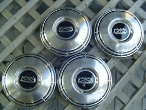 67 74 Vintage Ford Galaxie Fairlane Pickup Truck Hubcaps Wheel Covers Center Cap