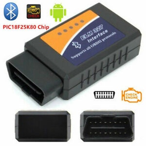 Elm327 V2 1 Bluetooth Interface Obdii Obd2 Usb Diagnostic Auto Car Scanner Scan