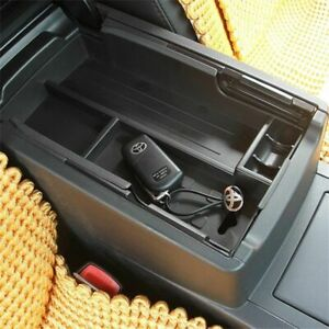 Fit For Toyota Camry 2012 17 Car Armrest Box Storage Center Console Tray 1pcs