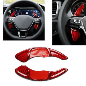 Steering Wheel Shift Paddle For Vw Golf Mk7 R Gti Scirocco Polo Aa
