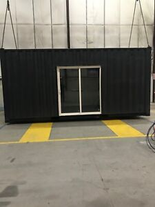 Luxury 20 Foot New High Cube Shipping Container Home Turnkey Ready To Go