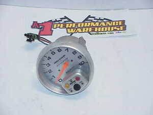 Autometer Pro Comp Ultra lite 10 000 Rpm Memory Tachometer For Standard Ignition