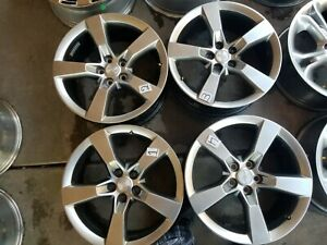 2010 2015 Chevy Camaro 20 Wheels Rims Factory Oem Set Of 4 Free Shipping