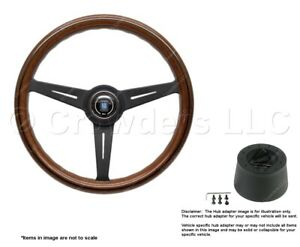 Nardi Classic 360mm Steering Wheel Hub For Porsche 914 5062 36 2000 3802