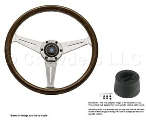 Nardi Classic 360mm Steering Wheel Hub For Porsche 356a 5061 36 3090 3804