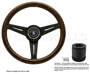 Nardi Classic 330mm Steering Wheel Momo Hub For Audi 80 5061 33 2000 2507
