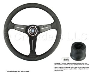 Nardi Deep Corn 350mm Steering Wheel Hub For Audi 80 80 6069 35 2191 5405