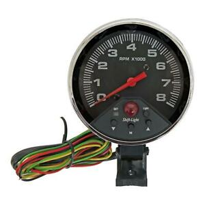 Summit Racing Multicolor Tachometer Sum g2908b